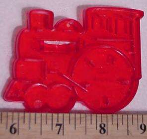 HRM Cookie Cutter Toy Set Choo Train Horse Soldier Boy