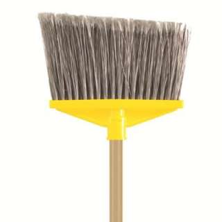 Rubbermaid 10 1/2 In. Angle Broom FG6375 28GRA