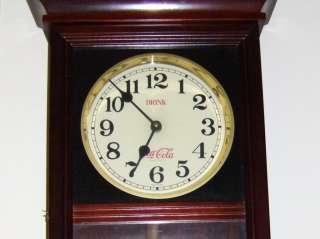 1970s Regulator Wall Clock Original Delicious Refreshing
