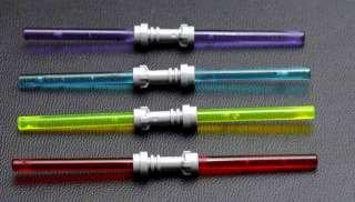 LEGO Star Wars Waffe Set 4 x Doppel Laser Schwert