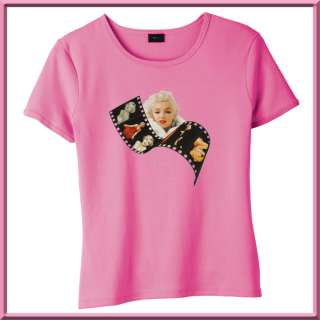 Marilyn Monroe Filmstrip Photo WOMENS SHIRTS S XL,2X,3X