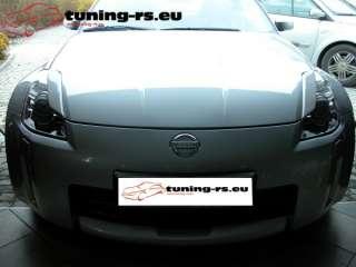 NISSAN 350Z SCHEINWERFERBLENDEN 350 Z tuning rs.eu