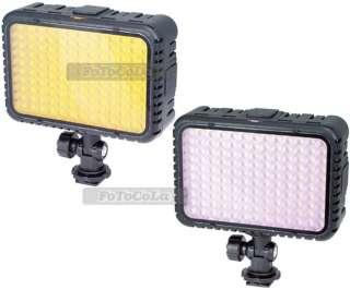 CN LUX1500 hot shoe LED lamp light f Canon Nikon pentax
