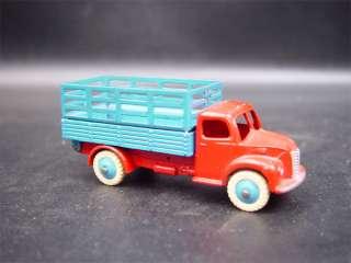 Vintage Dinky Toys Dodge Farm Stake Truck #343 Die Cast |
