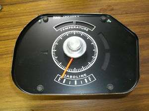1968 FORD FAIRLANE TORINO GAS FUEL GAUGE TESTED WORKING