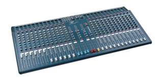 Brand New 24 Input Channel Stereo Console Mixer |