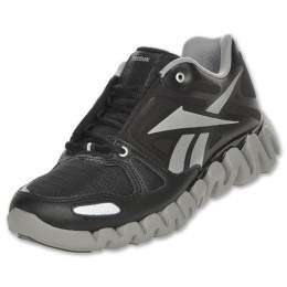 Reebok ZIG TECH ZIGDYNAMIC J82167 Black Silver GS Big Kids Girls Boys