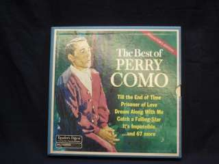 The Best of Perry Como Collectors Edition 6 Vinyl
