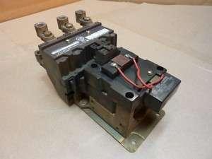Allen Bradley Motor Starter Contactor 709 DOD93 #29276