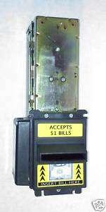 MEI Mars VFM1 24 volt Bill Acceptor Validator   Reconditioned