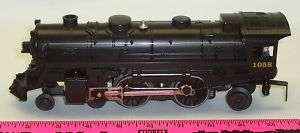 New Lionel 1058 Lionel Lines 4 4 2 Steam locomotive