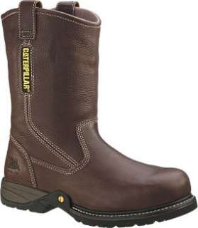Footwear P89726 Gladstone Steel Toe Mens Pull On Work Boot Oak