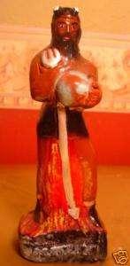 Exu Gira Mondo Giramundo Statue Kimbanda Quimbanda Esu