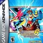 Mega Man Battle Network 6 Cybeast Falzar (Nintendo Game Boy Advance