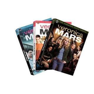 NEW Veronica Mars Complete First Three Seasons 1 2 3