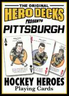 Pittsburgh Penguins NHL Hockey Collectible Playing Poker Cards Fans