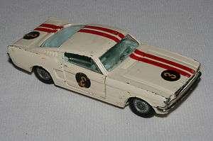 Corgi 1966 Ford Mustang 2+2, Fastback, Original