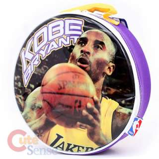 Los Angeles Lakers Kobe Bryant Insulated Lunch Bag /Box