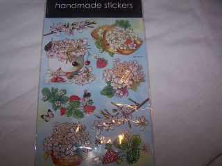 Embellishments Stickers Accents Kit Ink Pads New Baby Girl/Boy