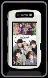 ONE DIRECTION BLACKBERRY TORCH 9800 MOBILE PHONE CASE