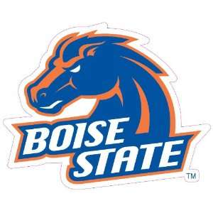 Boise State Broncos Glass Tatz Mini Cutz Window Decal: