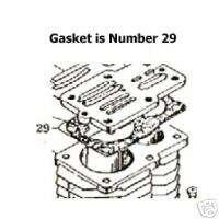 Curtis Air Compressor Pump Cylinder Gasket 70153 11622