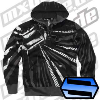 Shift MX Zip Hoody Burst S Motocross Enduro Cross