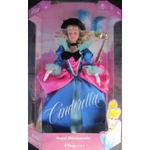 Disney Princess Royal Masquerade Cinderella    a Disney Store