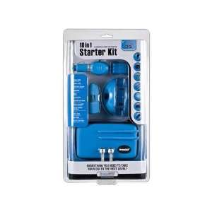 Dreamgear Llc Dsi 18 1 Starter Kit Blue Charging Dock Usb