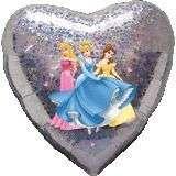 mylar cuore Principesse Disney compleanno elio festa
