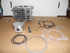 120cc Pit Bike Top End Cylinder Piston Kit Lifan Monkey Honda