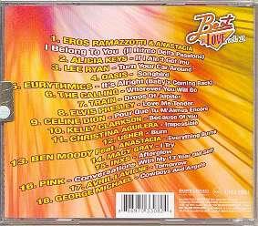 Various Artist BEST OF LOVE Vol. 11   CD MUS