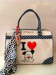 NEW BAG BORSA DONNA HELLO SPANK COLLEZ. P/E 2012 ECO PELLE   NUOVA E