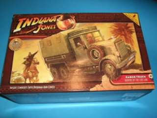 INDIANA JONES Raiders of the Lost Ark Cargo Truck, Kenner, very rare
