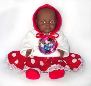 Minnie Mouse Annabell Baby Born Chou Chou Dolls Clothes