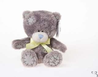 ME TO YOU TINY TATTY TEDDY BEAR YELLOW RIBBON PLUSH TOY
