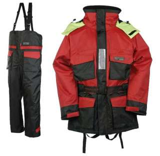 NEW MULLION NORTH SEA TWO PIECE FLOTATION SUIT RRP £179.99 (ALL SIZE