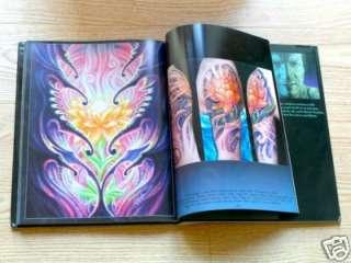 Organica   By Guy Aitchison Tattoo Design Book/Guns