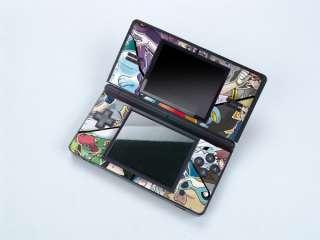 For Nintendo DS Lite NDSL Pokemon Diamond Skin Sticker