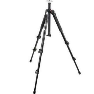 Manfrotto 055XB Tripod Legs (Black)   Supports 15.4 lbs (7kg)