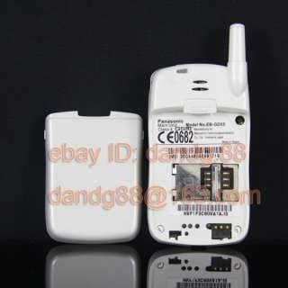 PANASONIC GD55 Mobile Cell Phone Vintage Mini GSM Unlocked, Original