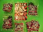 Wendys 1997 Felix the Cat set of 6 + variation *7 MIP*
