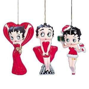 Betty Boop Blow Mold Ornaments: Toys & Games