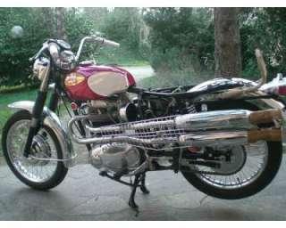 Bsa a65f firebird scrambler 1969/70 a Bologna    Annunci