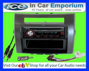 Toyota Verso CD player stereo AUX in Radio tuner player