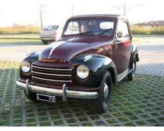 Fiat Topolino C Anno 1953 a Bergamo    Annunci