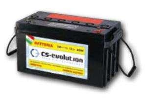 Batteria Camper AGM 100Ah scarica lenta pannello solare accessori