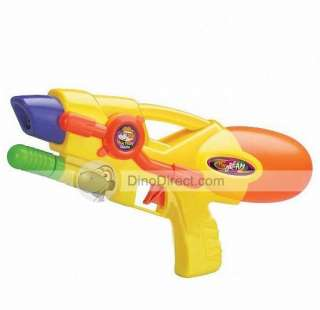 Wholesale 29cm Plastic Pressure Kids Water Squirt Gun   DinoDirect