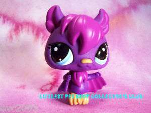 Littlest Pet Shop Lot Grape/Fuschia BAT #1926 NEW