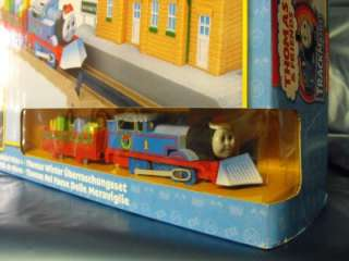 Tomy Trackmaster Thomas Winter Wonderland Set BNIB New